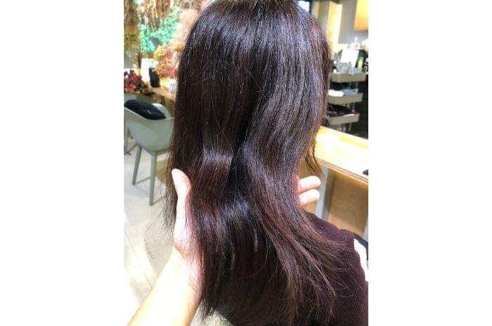 大阪/西梅田の縮毛矯正&髪質改善に特化した美容師アオキアリサ