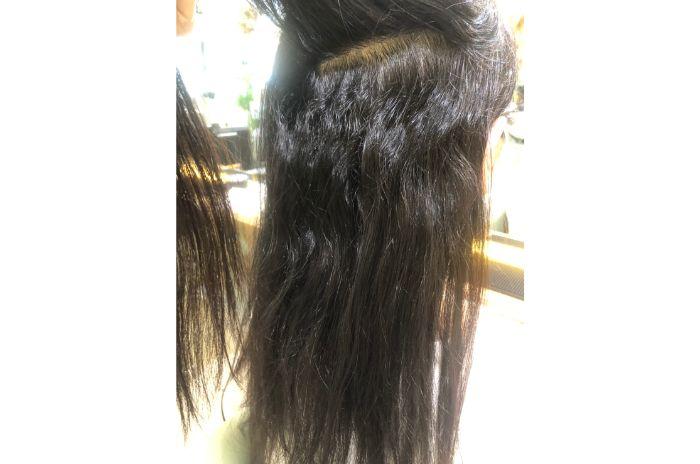 滋賀県守山市の縮毛矯正と髪質改善に特化した美容師アオキアリサ